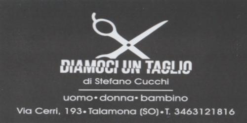 Logo Diamoci Un Taglio